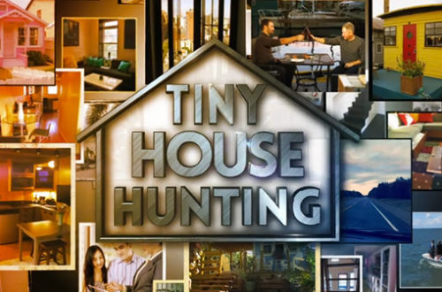 Wheelhaus on FYI Network's Tiny House Hunting