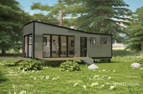 Wheelhaus | Tiny houses - Modular prefab homes and cabins